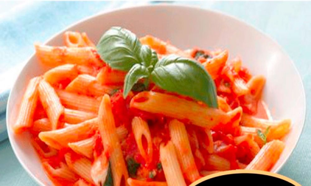 K's Red Penne Pasta