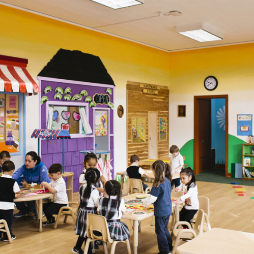 International Montessori Children's House